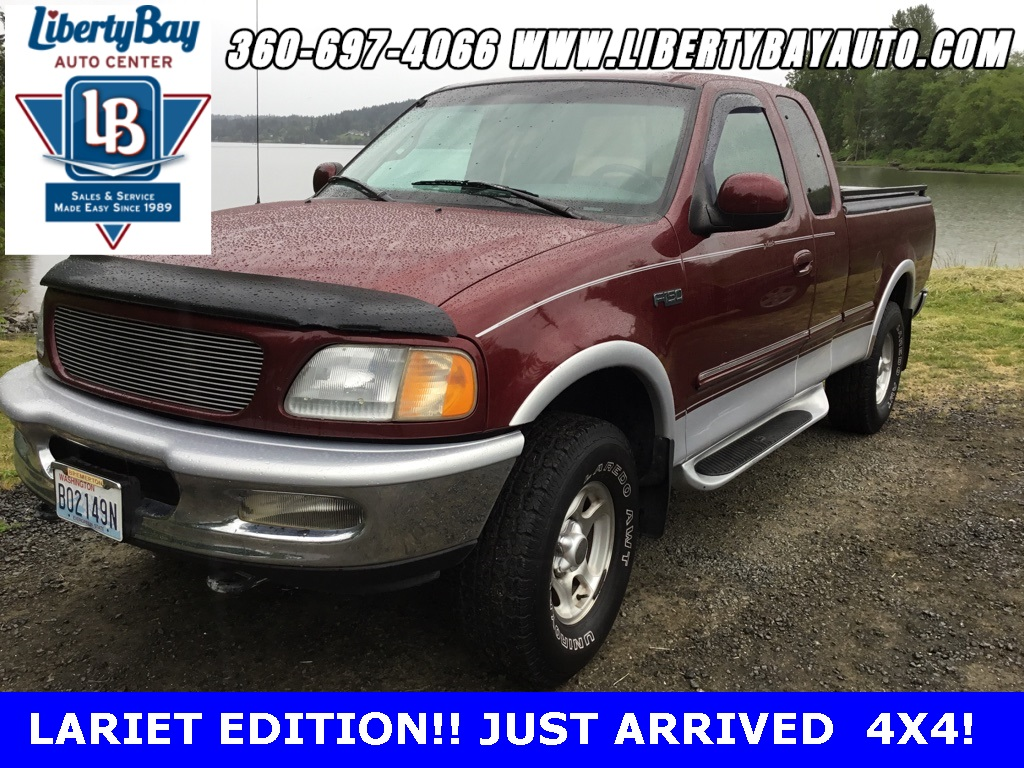Pre-Owned 1997 Ford F-150 Lariat