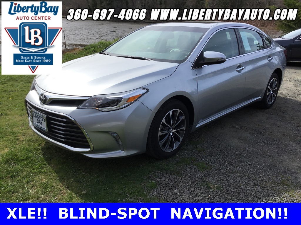 Pre Owned 2016 Toyota Avalon