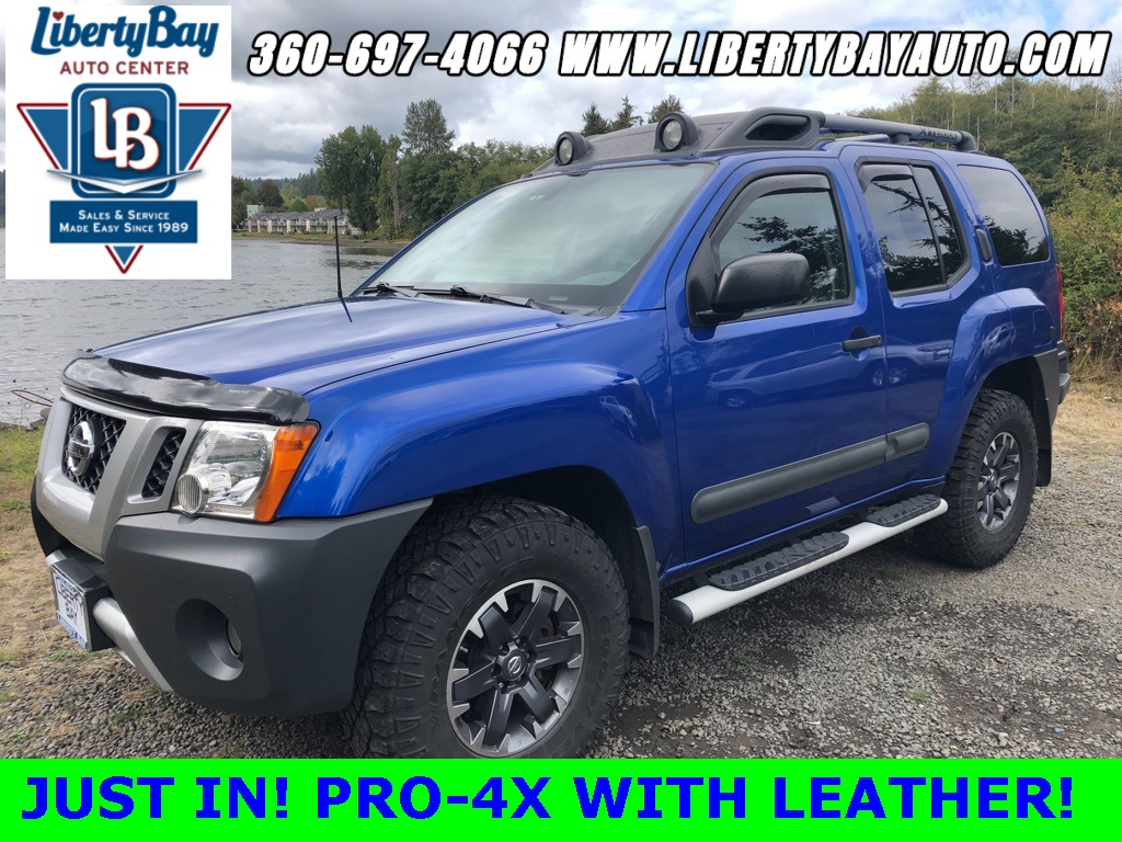Pre-Owned 2014 Nissan Xterra PRO 4X