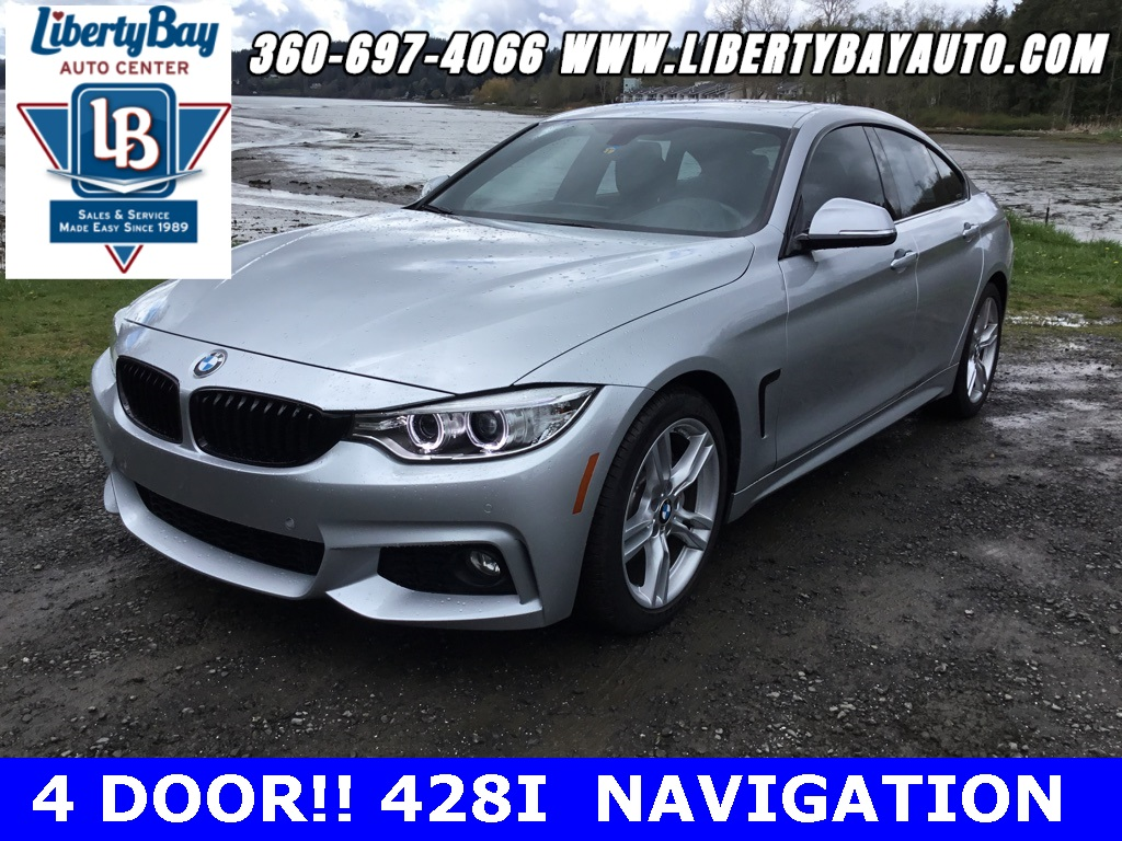 Pre Owned 2016 Bmw 4 Series 428i Gran Coupe