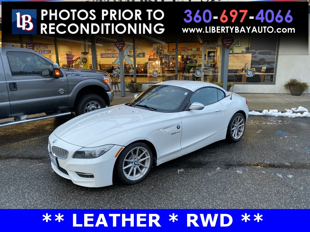 Pre-Owned 2011 BMW Z4 sDrive35is