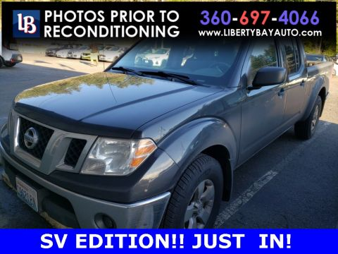 Pre-Owned 2011 Nissan Frontier SV 4WD