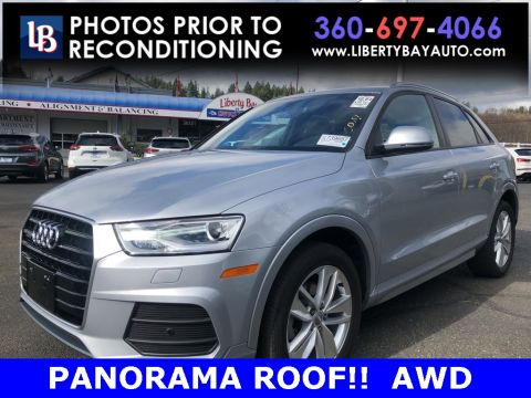 Pre-Owned 2017 Audi Q3 2.0T Premium With Navigation